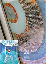 Click Here to view the Interior Design Magazine article - Sept 2013