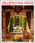 Architectural Digest - July 2008